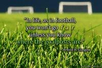 piłkarska sentencja